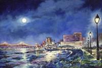 New Orleans Riverfront Fine Art Print