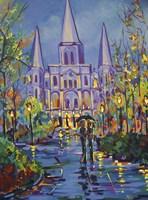 New Orleans Romance Fine Art Print