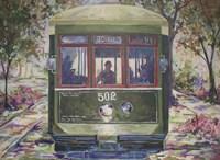 New Orleans Streetcar Fine Art Print