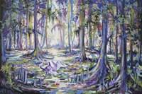 Swamp Bird Fine Art Print