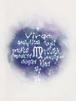 Starlight Astology Virgo Fine Art Print