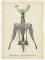 Vintage Italian CS Fine Art Print