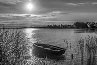 Lonely Boat Fine Art Print