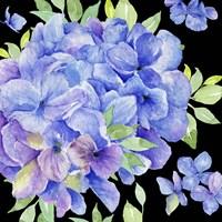 Kindness Matters Hydrangea 104 Fine Art Print