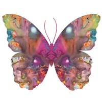 Abstract I Butterfly Fine Art Print
