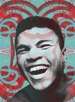 Ali Smile Fine Art Print
