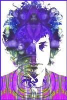 Dylan 3 Fine Art Print