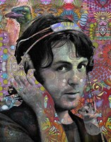 McCartney Fine Art Print