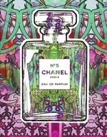 No 5 Chanel Fine Art Print