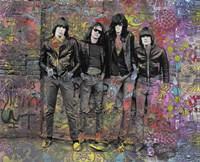 Ramones Fine Art Print