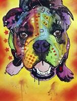 Baby Bulldog Fine Art Print