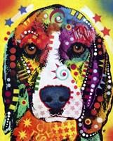 Beagle Face Fine Art Print