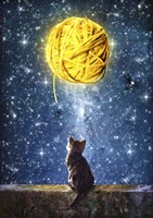A Yarn of Moon Fine Art Print