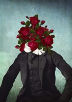 Mr Romantic Fine Art Print