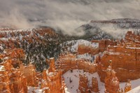 Hoodoos And Lightplay Fine Art Print