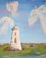 Angels Among Us Fine Art Print