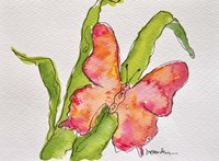 Beauty is a Butterfly Fine Art Print