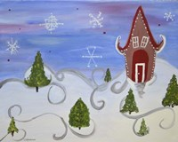 Christmas Whimsy Fine Art Print