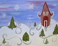 Christmas Whimsy Fine Art Print