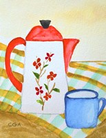 Coffee Time Fine Art Print