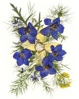 Flower Fantasy 1 Fine Art Print