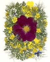 Flower Fantasy 2 Fine Art Print