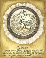 Cheese Garrotxa Ap Fine Art Print