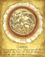 Cheese Garrotxa Fine Art Print