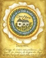 Cheese Idiazabal Fine Art Print