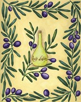Olive Oil French Fine Art Print