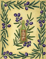 Olive Oil Spanish Fine Art Print