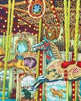 Carousel Henri Henry Fine Art Print