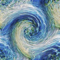 Wave to Van Gogh Fine Art Print