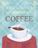 Coffee Delicious Fine Art Print