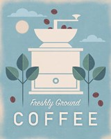 Coffee Grinder Fine Art Print