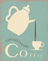 Coffee Refill Fine Art Print