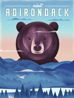Adirondack Fine Art Print