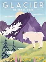 Glacier National Park Fine Art Print