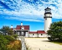 Cape Cod Light Fine Art Print