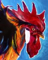 Chicken - Charles Fine Art Print