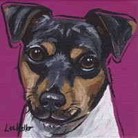 Brazilian Terrier 4 Fine Art Print