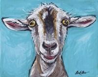 Goat Gizmo Fine Art Print