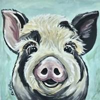 Pig Sarge Fine Art Print