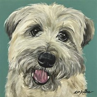 Wheaton Terrier Fine Art Print