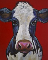 Cow Georgia Fine Art Print