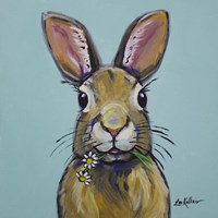Rabbit Meadow Fine Art Print