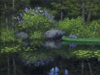 Tranquil Pond Fine Art Print