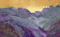 Ethereal Blue Ridge Fine Art Print