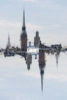 Stockholm-7 Fine Art Print