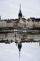 Stockholm-14 Fine Art Print